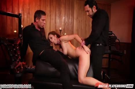 Скриншот для Сочное фетиш порно видео с ненасытными телочками №166 5