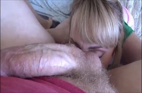 Парочка снимает свое домашнее порно на камеру №4622