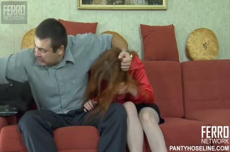 Скриншот для Поц глубоко вдул сексуальной рыжей подружке №4675 1