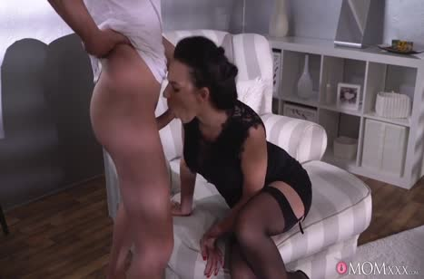 Горячий секс с красивой фигуристой телочкой №3609