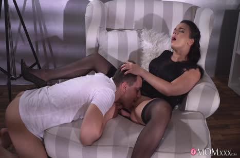 Скриншот для Горячий секс с красивой фигуристой телочкой №3609 3
