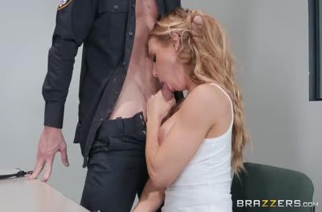 Горячий секс с красивой фигуристой телочкой №3631